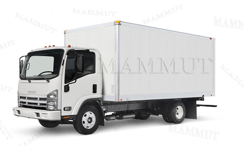 اتاق حمل بار کامیون