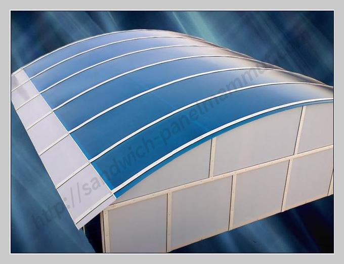 ورق نورگیر سقف