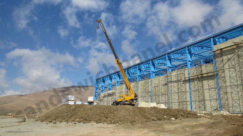 پروژه بزرگ تهران سیویل