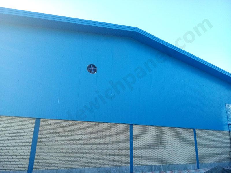 پروژه سالن ورزشی نیروی دریایی نوشهر