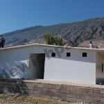 پروژه ساخت کمپ کارگری و مهندسی