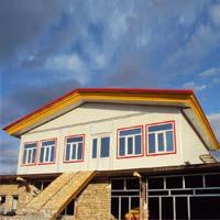 خانه پیش ساخته شرکت کبیر پانل
