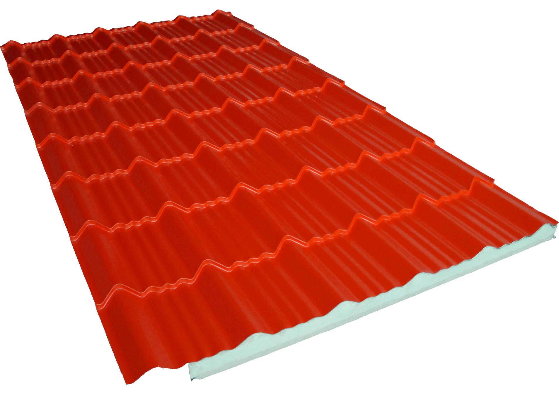 ضخامت و مشخصات فنی ساندویچ پانل سقفی | ساندویچ پانل سازان