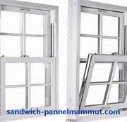 ساندویچ پانل upvc