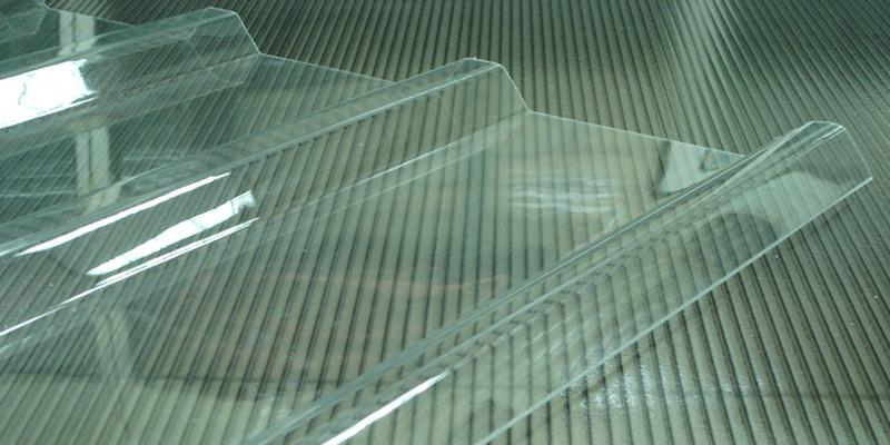 ساندویچ پانل شفاف