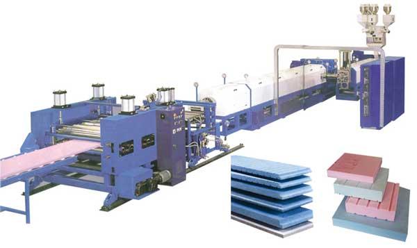 تولید ساندویچ پانل – دستگاههای تولید کننده ساندویچ پانل