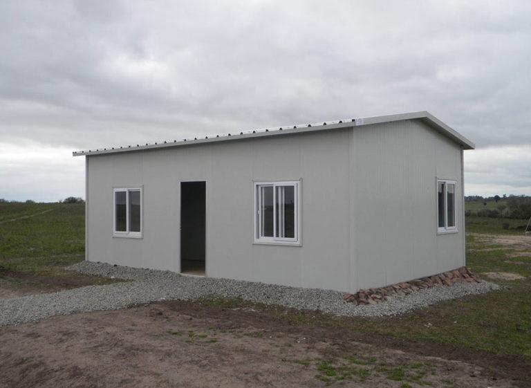 خانههای پیش ساخته با ساندویچ پانل