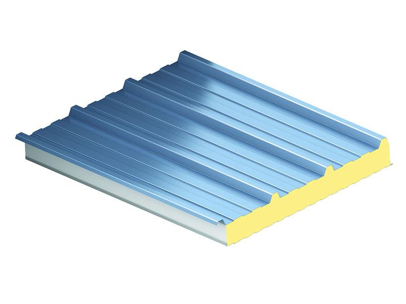 وزن واحد سطح ساندویچ پانل سقفی