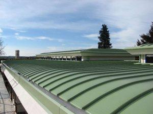 ورق ساندویچ پانل سقفی