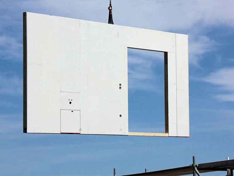 تولید و ساخت دیوار پیش ساخته پانلی
