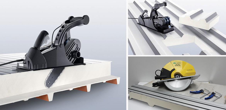 ابزارهای مهم جهت نصب ساندویچ پانل