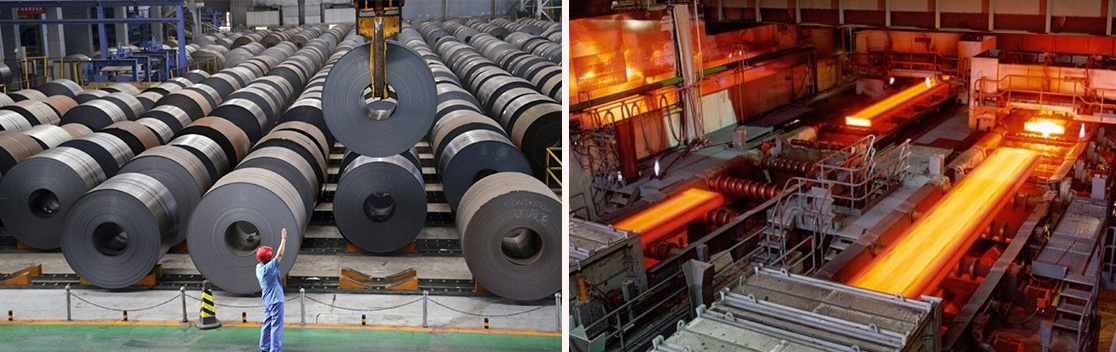 معرفی کارخانه های تولید کننده ورق سیاه