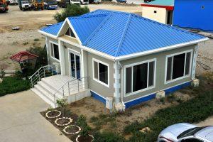 کاربرد ساندویچ پانل در نمای ساختمان