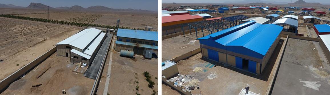 مقایسه ساختمان بتنی و فلزی