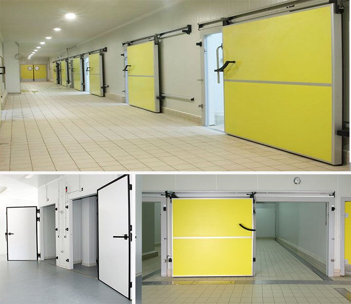 درب و پانل سردخانه چیست و چه کاربردی دارد؟