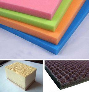 انواع فوم پلی یورتان و کاربرد آنها